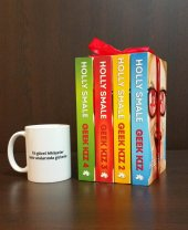 Geek Kız 4 Kitaplık Set + Kupa Hediye