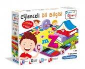 Clementoni Oyna Ve Öğren Eğlenceli Eğitici Dilbilgisi