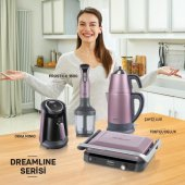 Arzum Ar 9008 Pro Dreamline 4lü Mutfak Robotu Çeyiz Seti