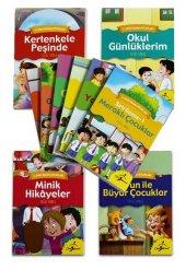 4. Sınıf Okuma Kitapları Seti 10 Kitap 960 Sayfa...