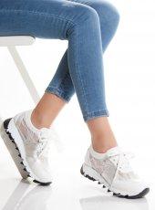 Bride Beyaz Spor Günlük Bayan Ayakkabı