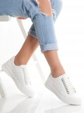 Isabel Beyaz Spor Günlük Bayan Ayakkabı