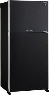 Sharp Sj Xg740m Bk Mega Plus Siyah Buzdolabı