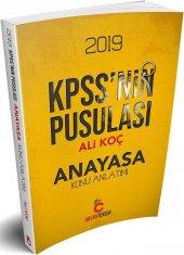 Doğru Tercih Yayınları 2019 Kpss Nin Pusulası Anayasa Konu Anlatımı
