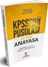 Doğru Tercih Yayınları 2019 Kpss Nin Pusulası Anayasa Soru Bankası