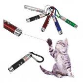 üç Fonksiyonlu Lazer Kedi Oyuncağı