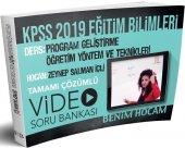 Benim Hocam Yayınları 2019 Kpss Eğitim Bilimleri Program Geliştirme Öğretim Yöntem Ve Teknikleri Tamamı Çözümlü Video Soru Bankası