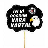 5li Beşiktaş Doğum Günü Parti Çubukları, Konuşma Balonu Çubuğu
