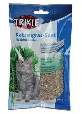 Yetişkin Kediler İçin Yumuşak Kedi Çimi Trixie