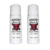 Angrybul Geciktirici Sprey 2li Paket