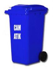Cam Atık Konteyneri 120 Lt