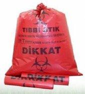 Tıbbi Atık Poşeti 65x80 Ücretsiz Kargo 100 Micron