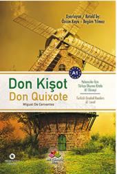 Don Kişot Yabancılar İçin Türkçe Okuma Kitabı