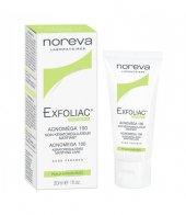 Noreva Exfoliac Acnomega 100 Keratoregulating Matifying Care 30ml