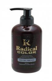 Radical Color Su Bazlı Saç Boyası Vişne Kızılı 250 Ml Jeans Color