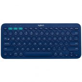 Logitech K380 Bluetooth Blue Klavye