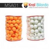 Masa Tenisi Topu (Ping Pong) Topu (Özel Taşıma Çantalı) 100
