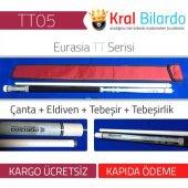 Tt05 Eurasia Tayfun Taşdemir Istakası + Çanta + Eldiven + Teb