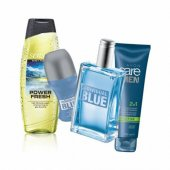 Avon İndividual Erkek Parfüm Seti 4 Parça Yeni Kal...