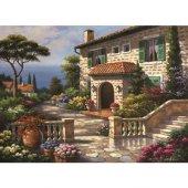 Anatolian 1000 Parça Villa Delle Fontana Puzzle
