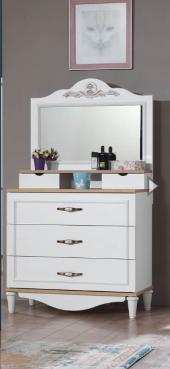 Aynalı Şifonyer, Flora Genç Odası, Aynalı Şifonyer, Çamaşırlık
