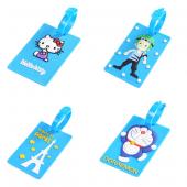 Valiz Etiketi Bavul Etiketi Kampanyalı 4 Adet