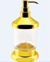 Dibanyo Versay Set Üstü Sıvı Sabunluk Altın