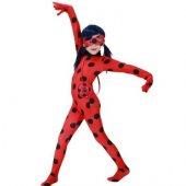 Ladybug Uğur Böceği Kostümü Lady Bug Karakedi Uğur Böceği