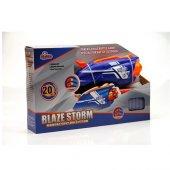 Blaze Storm Yumuşak Mermili Tüfek 20 Parça