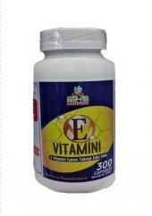 Mefa Naturals Vitamin E 300 Kapsül