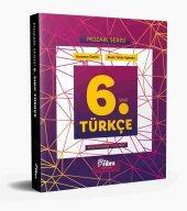 6.sınıf Türkçe Mozaik Serisi