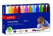 Lets 12 Renk Pastel Boya