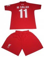 çocuk Futbol Forma Ve Şort Liverpool Salah