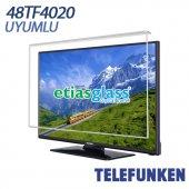 Telefunken 48tf4020 Tv Ekran Koruyucu Ekran Koruma Camı Etiasglass
