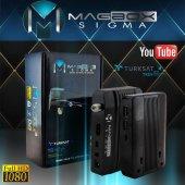 Magbox Sıgma Mını Hd Uydu Alıcısı Tkgsli * Youtubelu (Dsplay Gözl