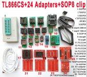 Tl866 Plus Üniversal Usb Programlayıcı Set, Xgecu ...