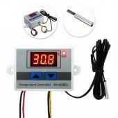 Xh W3001 220v 10a Dijital Led Sıcaklık Kontrol Cihazı Termostat K