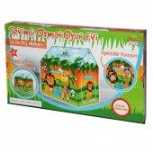 çocuk Oyun Evi Oyun Çadırı Sevimli Ormanlar Alemi Oyun Evi