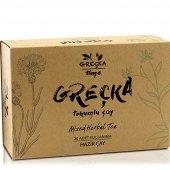 Herbal Palace Greçka Tohumlu Çay Zayıflatıcı Kara Buğday Çayı 30