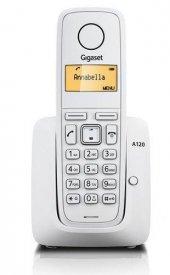 Gıgaset A120 Beyaz Telsiz Telefon