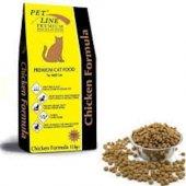 Petline Cat Premium Kedi Maması Chicken 1,5 Kg Mini Bag(Net)