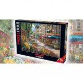 Anatolian Puzzle 1000 Parça Paris Çiçek Pazarı
