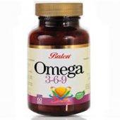 Balen Omega 3 6 9 60 Kapsül