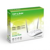 Tp Link Tl Wa801nd 1port 300mbps Accesspoint