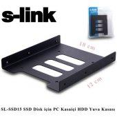 S Link Sl Ssd15 2,5 Disk İçin Çevirici Kızak