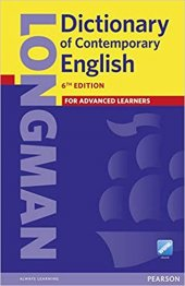 Longman, Dictionary Of Contemporary English 6th Edition