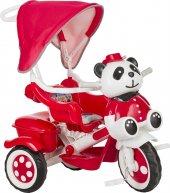 Baby Panda İtmeli Kırmızı