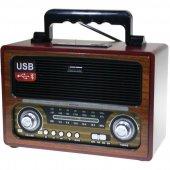 Nostalji Bluetooth Fm Radyo Kemai Md 1802bt