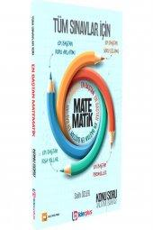 Lider Plus Tüm Sınavlar Matematik Konu Anlatımlı Soru Bankası