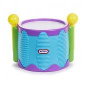 Little Tikes İlk Davulum Renkli Bebek Eğitici Oyuncak